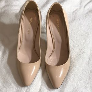 Sergio Rossi Nude shoe